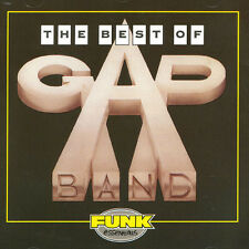 The Gap Band - Best of [New CD]