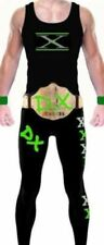 DX WWF WWE Wrestling Style Mens Fancy Dress Costume Party Cosplay Xpac HHH