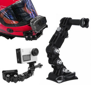 Helmet Chin Mount Halter Helm Halterung Für Gopro Hero Kamera