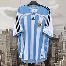 Argentina Home Shirt from 2005/07 🇦🇷