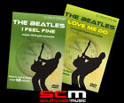 10-MINUTE TEACHER TWIN PACK LEARN TO PLAY THE BEATLES LOVE ME DO and I FEEL FINE