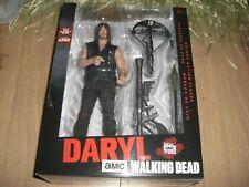 The Walking Dead Daryl Dixon mit Flammenwerfer Figur TV 25cm McFarlane Toys NEU