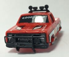 One Tomy AFX GMC 4X4 Pickup Body in Red, NOS New Body, Fits AFX MT, Turbo