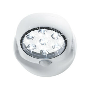 LED spot with motion detector
