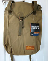 Mystery Ranch Kletterwerks Market Backpack Bag Coyote Cordura Made USA Daypack