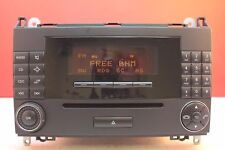 MERCEDES Classe un Lettore CD Radio Auto Stereo Audio 2005 2006 2007 2008 20 MF2550