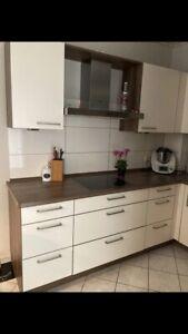 Nolte Küche in U-Form (gebraucht)