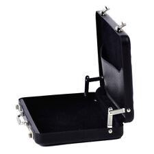 Metal Mini Briefcase Suitcase Business Bank Card Name Case Holder Card Box T3E9