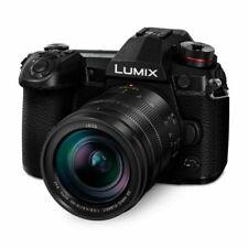 Panasonic Lumix G9 Mirrorless Camera & Leica 12-60mm f/2.8-4 Lens DC-G9LEB-K