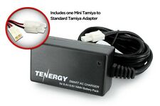 Tenergy Smart Charger for 8.4v 9.6v NiMH Battery Packs w/ Mini & Standard Tamiya