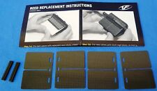 KTM 300 EXC 300EXC V-FORCE 3 REED REPLACEMENT PEDAL SET NEW ENGINE INTAKE