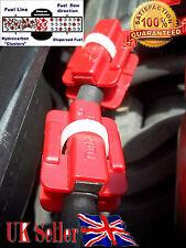 2 X Magnético Ahorrador de combustible para cualquier modelo y tipo de vehículo guardar 15-25% de la gasolina y diesel