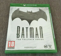 Microsoft Xbox One Game Batman The Telltale Series Season Pass Disc New Sealed