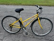 Jamis Citizen 1 Step Through Comfort  Bike Bicycle 24 speed yellow