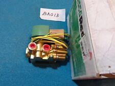Asco HC8344G044  SOLENOID VALVE  125/DC