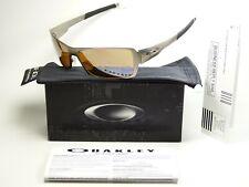 Oakley Spike Ti Titanium Sonnenbrille Whisker Juliet Square Wire Hatchet Gauge T