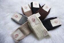 Genuine luxurious Handmade Women's Cashmere Super Warm Wool Socks | Winter Socks