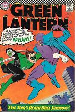 Green Lantern Comic Book #44, DC Comics 1966 FINE+