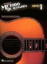 Metodo De Guitarra/Guitar Method: Nivel 1/Level 1 (Metodo de Guitarra Nivel 1)