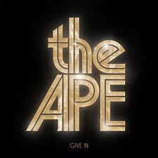 THE APE Give In LP . beasts of bourbon butcher shop dark horses cruel sea
