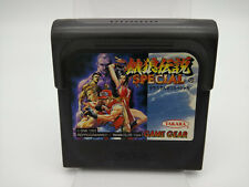 Fatal Fury Special Japan Version SEGA Game Gear Used Tested