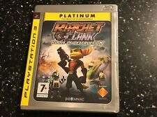 PLAYSTATION 3 PS3 GAME RATCHET & CLANK TOOLS OF DESTRUCTION +BOX PAL DISC IN VGC