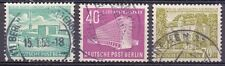 BERLIN # 121-123 # USED CV 32.00 EU 126