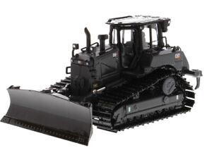 Cat D6 XE LGP Dozer - Black - High Line - Diecast Masters 1:50 Scale #85705 New!