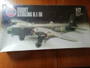 AirfixShort Stirling B.I/III 1/72 scale unopened