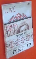 Live dvd+ cd  Vasilisa  Sava Centar Beograd 2006