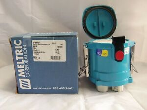 New Meltric Corp. 37-94167 Receptacle/Connector Ser. DS100 100A 3P+N+G 3R NIB