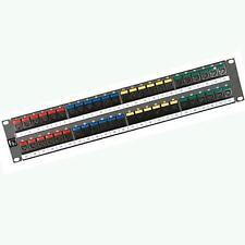 Molex  PowerCat Cat 6 48 port 2U