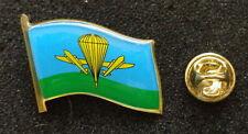 Russian ARMY   VDV  flag  BADGE pin   #82  sasa