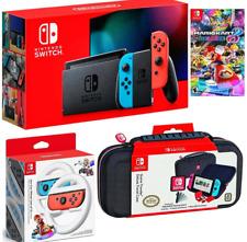Nintendo Switch 32GB Console with Gray Joy‑Con  🔥 avec Accessoires