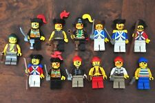 1x Lego Minifig Mini Figure -Pirate - Excellent