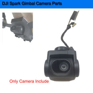 1080P Video Gimbal Camera w/ Signal Cable Spare Parts For DJI Spark Drone FPV #