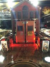 Zombie Outbreak Sign MOD for The Walking Dead pinball machine - BRAND NEW