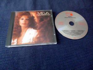 CD Milva Gesichter Einer Frau - Best Of Greatest Hits Collection 1978-1983 Hurra