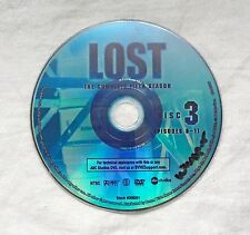 Lost Season 5 Disc 3 Replacement DVD Disc
