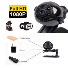 SQ9 Full HD 1080P Mini Car DVR Camera Night Vision Video Camera Record Black