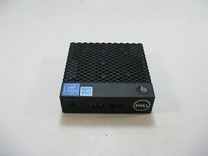 Dell N10D Wyse 3040 Thin Client 1.44GHz Atom X5-Z8350 8GB SSD 2GB RAM