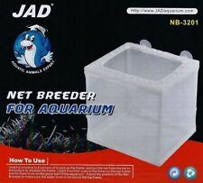 Fish Tank Net Breeder Breeding Hatchery Single Isolation Chamber Fry JAD NB-3201