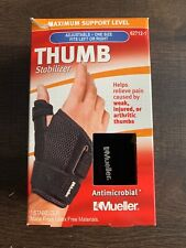 Mueller 62712 Thumb Stabilizer Adjustable One Size Fits Left or Right