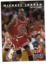 1992-93 SKYBOX MICHAEL JORDAN #40