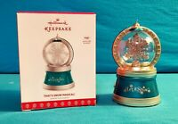 2017 Hallmark Keepsake THAT'S SNOW MAGICAL Repaint - MIB