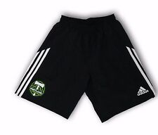 Portland Timbers MLS Black Men's Adidas Shorts Size Small