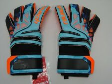 NEW Reusch Soccer Goalie Gloves PRISMA Prime S1 3870039S SZ 9 SAMPLES BLUE