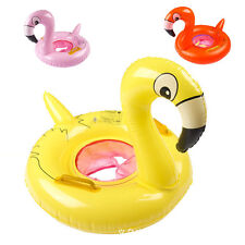 New Inflatable Swim Ring Baby Float Boat For Kid Learn Swimming With Net Pants