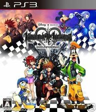 Used PS3 Kingdom Hearts HD 1.5 ReMIX SONY PLAYSTATION 3 JAPAN JAPANESE IMPORT