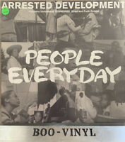 """ARRESTED DEVELOPMENT - PEOPLE EVERYDAY  12"""" SINGLE COOLTEMPO 12COOL265  1992 EX+"""